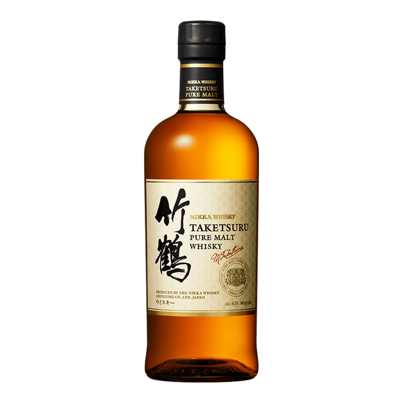 竹鶴純麥威士忌 || Nikka Whisky Taketsuru Pure Malt 威士忌 Nikka 竹鶴