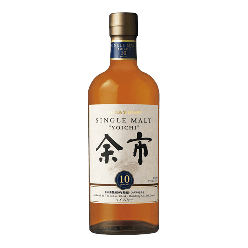 余市10年威士忌 || Nikka Whisky Single Malt Yoichi 10Years 威士忌 Yoichi 余市