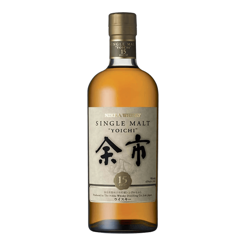 余市15年威士忌 || Nikka Whisky Single Malt Yoichi 15Years 威士忌 Yoichi 余市