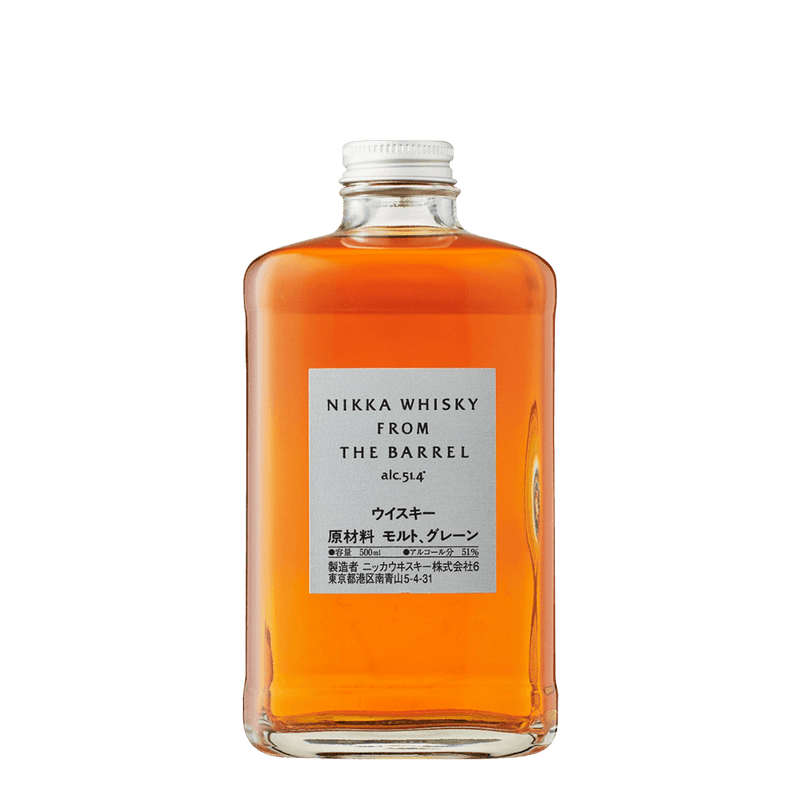 NIKKA 單桶原酒威士忌 || Nikka From The Barrel Double Matured Blended 威士忌 Nikka 竹鶴