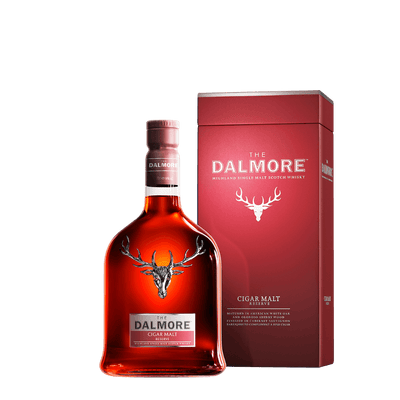 大摩 雪茄三桶 || The Dalmore Cigar Malt Reserve 威士忌 Dalmore 大摩