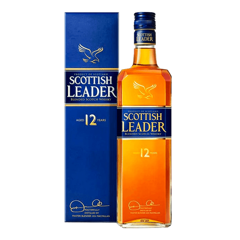 仕高利達12年 || Scotch Leader 12Y 威士忌 Scottish Leader 仕高利達