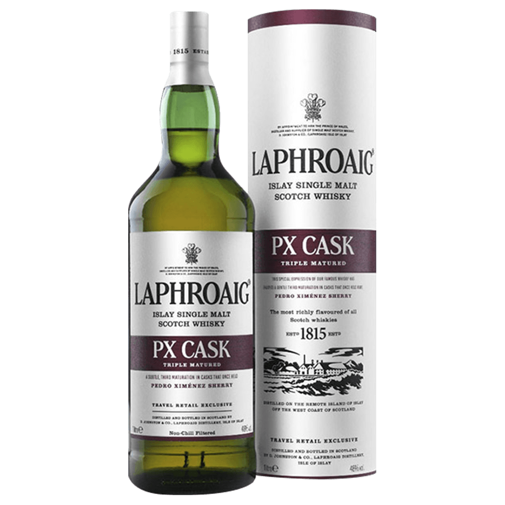 拉弗格PX桶威士忌 || Laphroaig Px Cask Islay Single Malt Scotchwisky 威士忌 Laphroaig 拉弗格