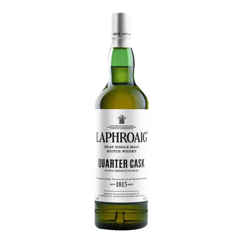 拉弗格1/4桶精釀 || Laphroaig Quarter Cask Single Malt Whisky 威士忌 Laphroaig 拉弗格