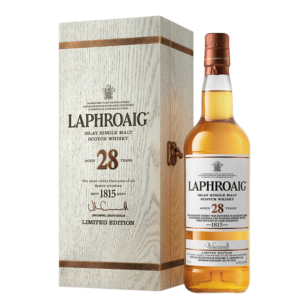 拉弗格 28年 || Laphroaig 28 Years Old C/S Islay Single Malt Scotch Whisky 威士忌 Laphroaig 拉弗格