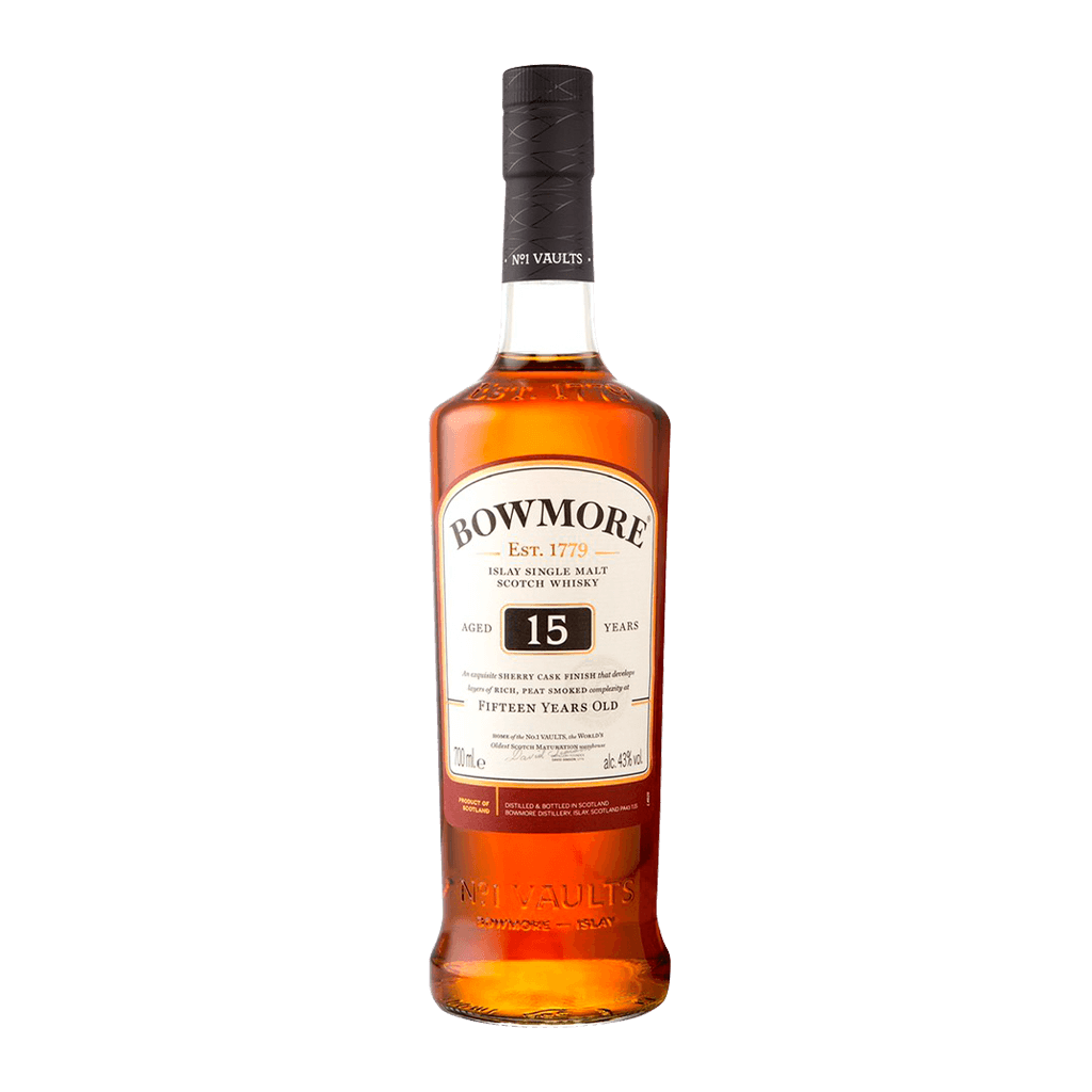 波摩艾雷 15年 || Bowmore 15Y Sherry Cask Finish 威士忌 Bowmore 波摩