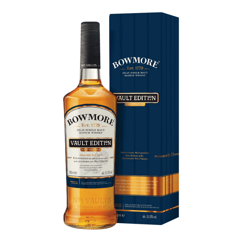 波摩艾雷一號窖藏威士忌**絕版品 || Bowmore Value Edition First Release Islay Single Malt Scotch Whisky 威士忌 Bowmore 波摩
