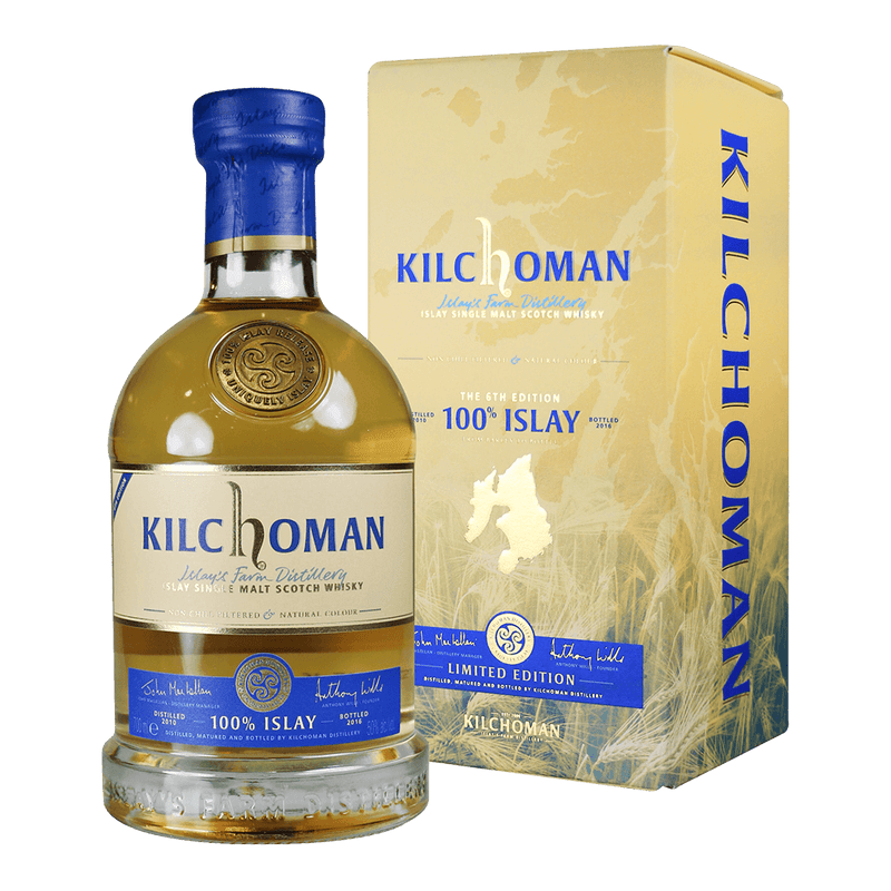 齊侯門 100% Islay 艾雷島 || Kilchoman 100% Islay Single Malt Scotch Whisky 威士忌 Kilchoman 齊侯門