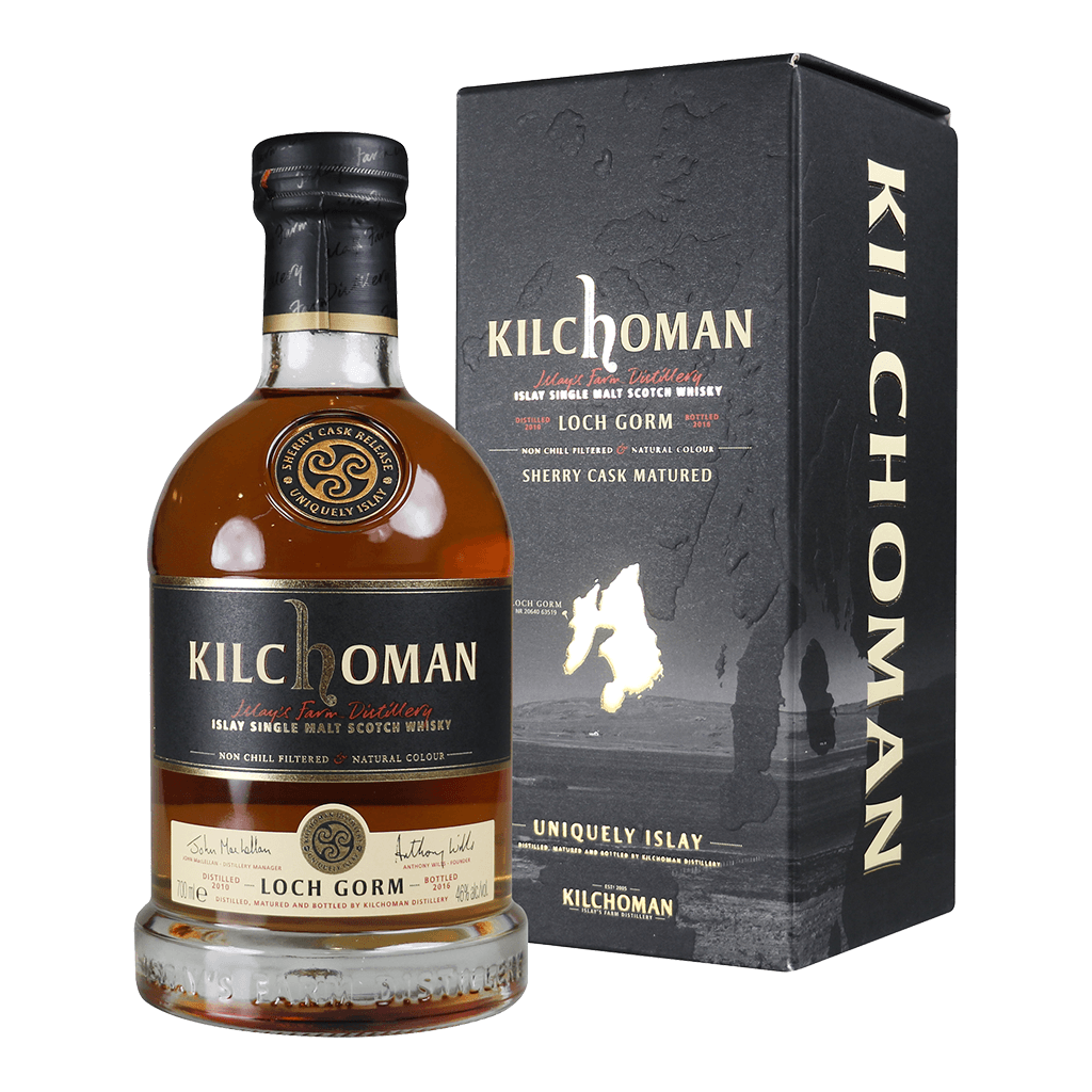 齊侯門 LOCH GORM || Kilchoman Loch Gorm Islay Single Malt Scotch Whisky 威士忌 Kilchoman 齊侯門
