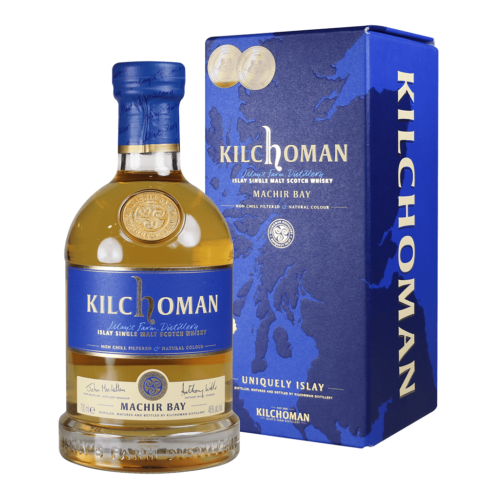 齊侯門 MACHIR BAY 2015版 || Kilchoman Machir Bay 2015 Islay Single Malt Scotch Whisky 威士忌 Kilchoman 齊侯門