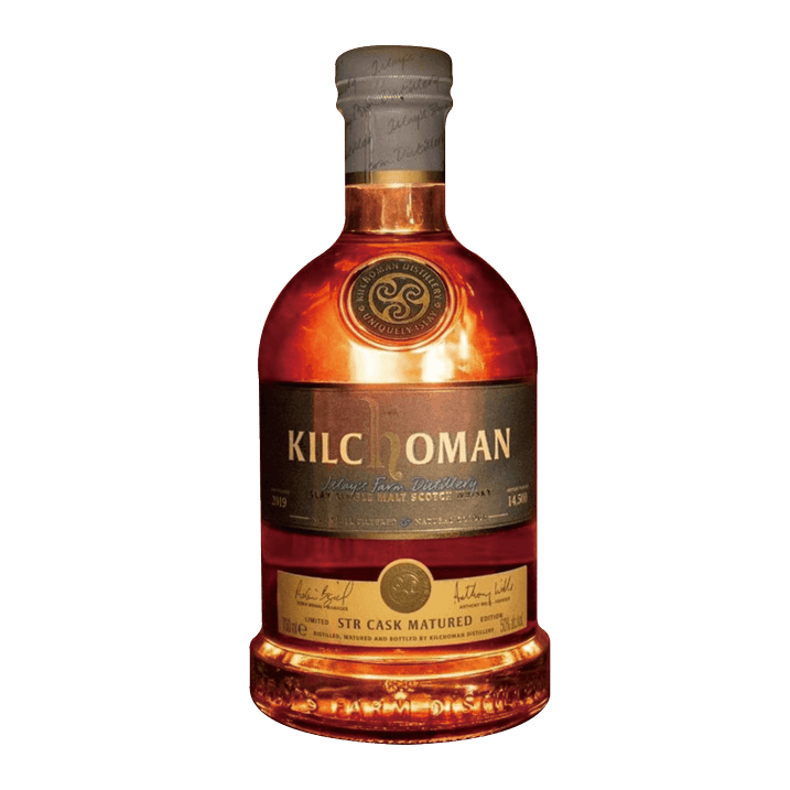 齊侯門 Str#2019 (限量) || Kilchoman Str Year Released 2019 Cask Matured Edition Islay Single Malt Scotch Whisky 威士忌 Kilchoman 齊侯門