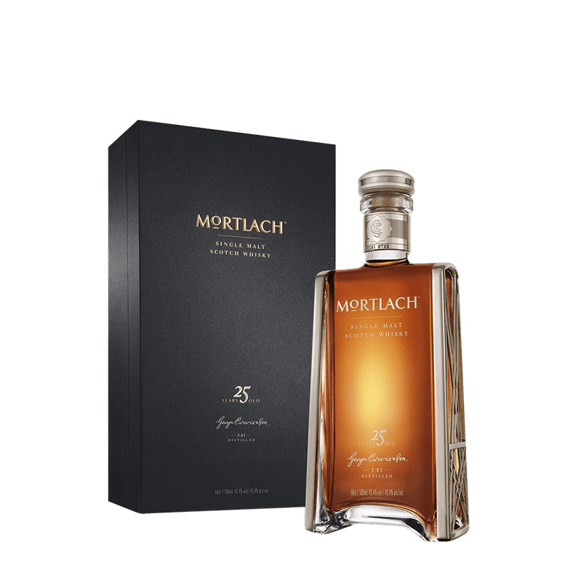 慕赫 25年 || Mortlach 25Y 2.81 Distilled 威士忌 Mortlach 慕赫