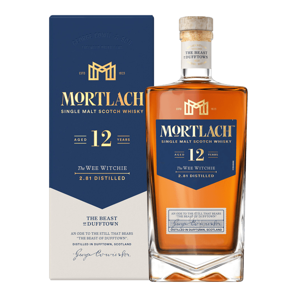 慕赫2.81 12年 || Mortlach 12Y 2.81 Distilled Single Malt Scotch Whisky 威士忌 Mortlach 慕赫