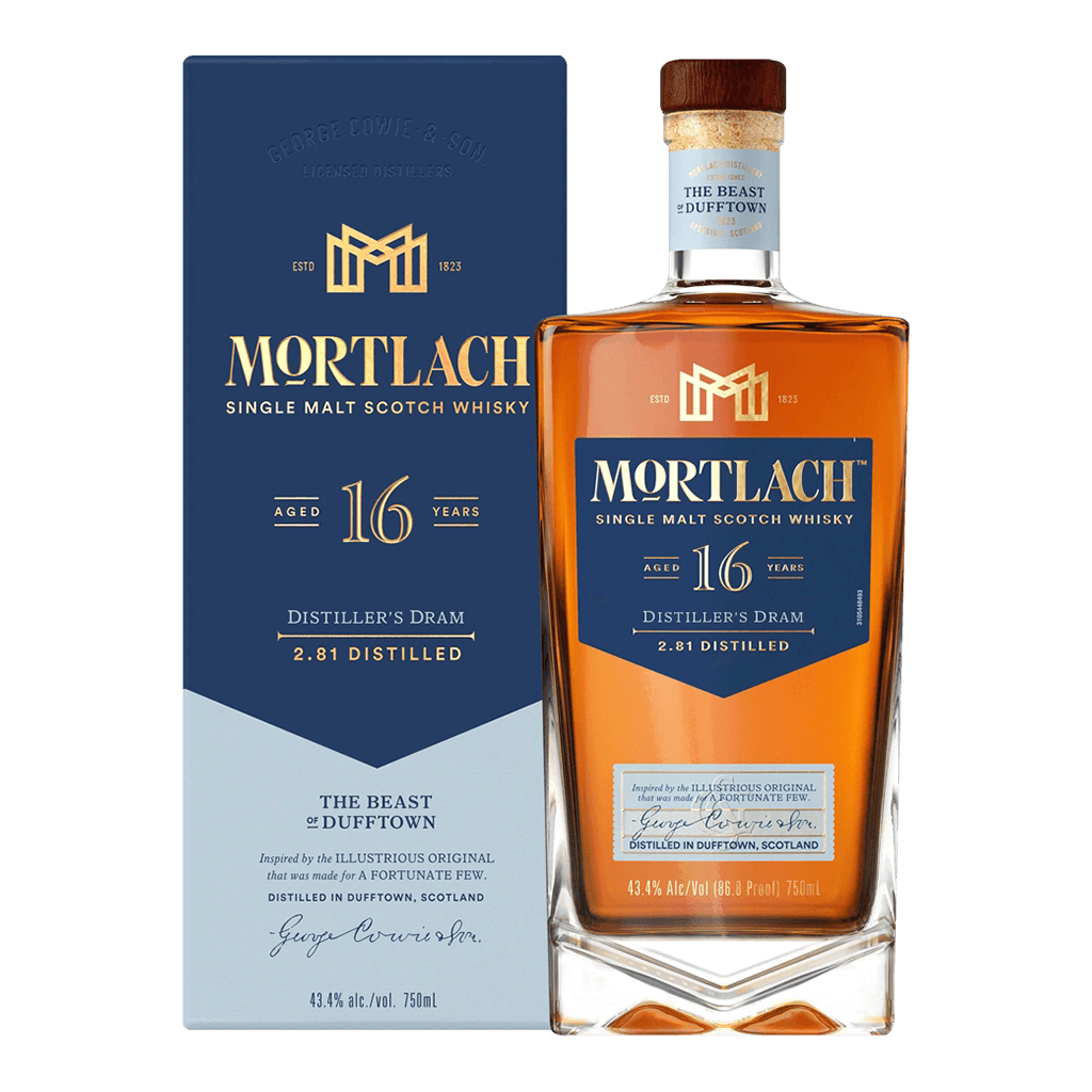 慕赫2.81 16年 || Mortlach 16Y 2.81 Distilled Single Malt Scotch Whisky 威士忌 Mortlach 慕赫