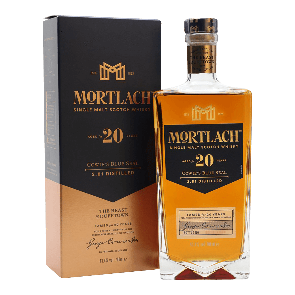 慕赫2.81 20年 || Mortlach 20Y 2.81 Distilled Single Malt Scotch Whisky 威士忌 Mortlach 慕赫