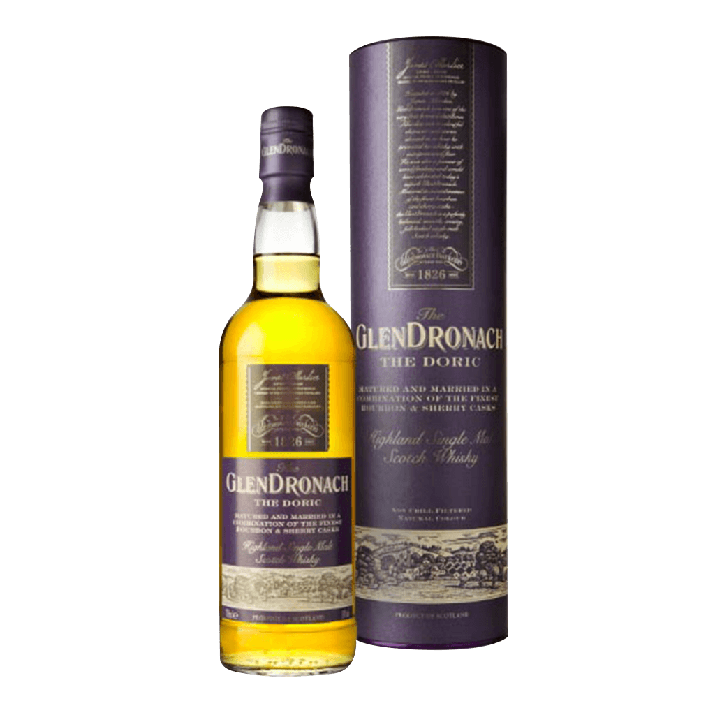 格蘭多納The Doric || The Glendronach The Doric Highland Single Malt Scotch Whisky 威士忌 Glendronach 格蘭多納