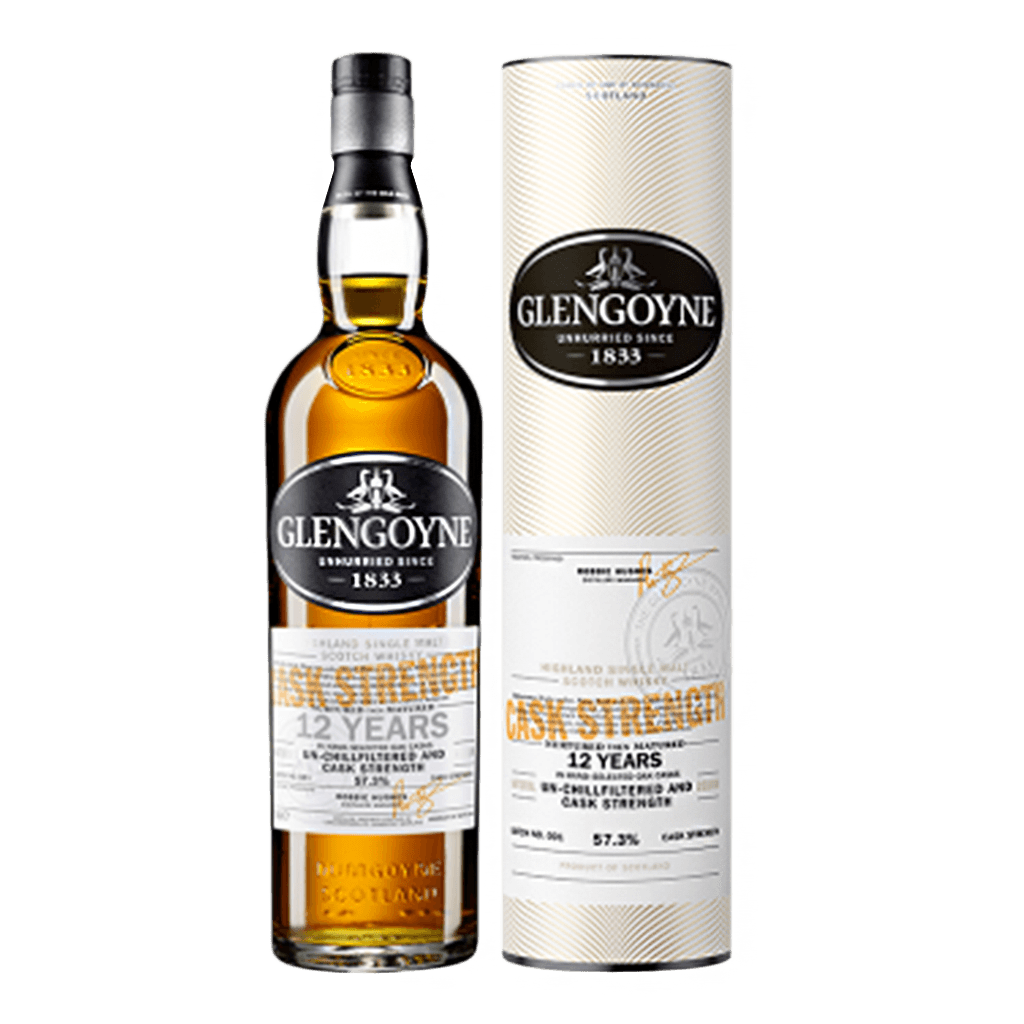 格蘭哥尼 12年 原酒 || Glengoyne 12Y Cask Strength Highland Single Malt Scotch Whisky 威士忌 Glengoyne 格蘭哥尼