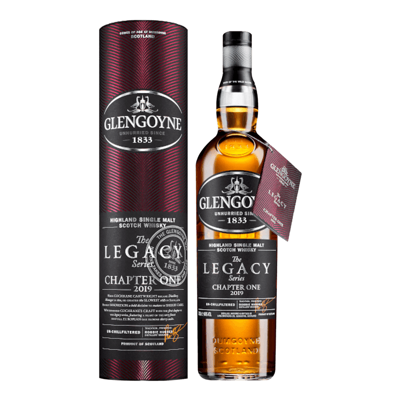 格蘭哥尼 傳奇系列#第一章 || Glengoyne The Legacy Series Chapter One Highland Single Malt Scotch Whisky 威士忌 Glengoyne 格蘭哥尼