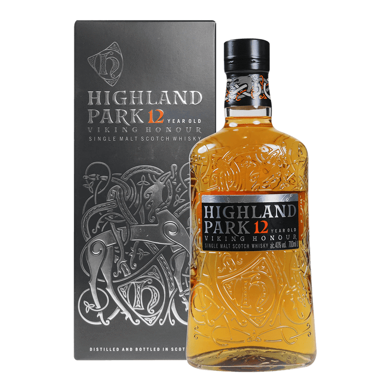 高原騎士12年 || Highland Park Aged 12 Years Single Malt Scotch Whisky 威士忌 Highland Park 高原騎士
