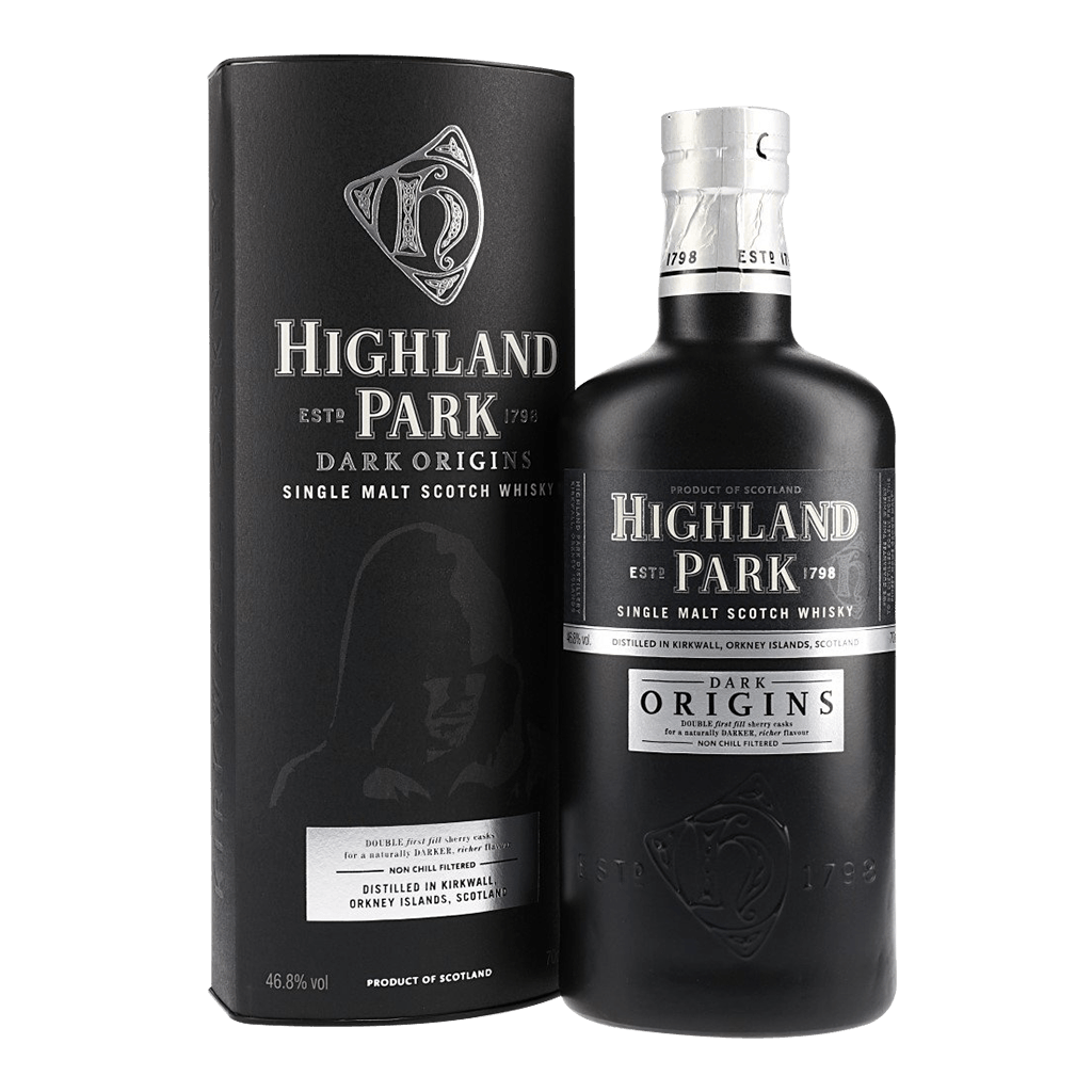 高原騎士 DARK ORIGIN || Highland Park The Dark Origin 威士忌 Highland Park 高原騎士