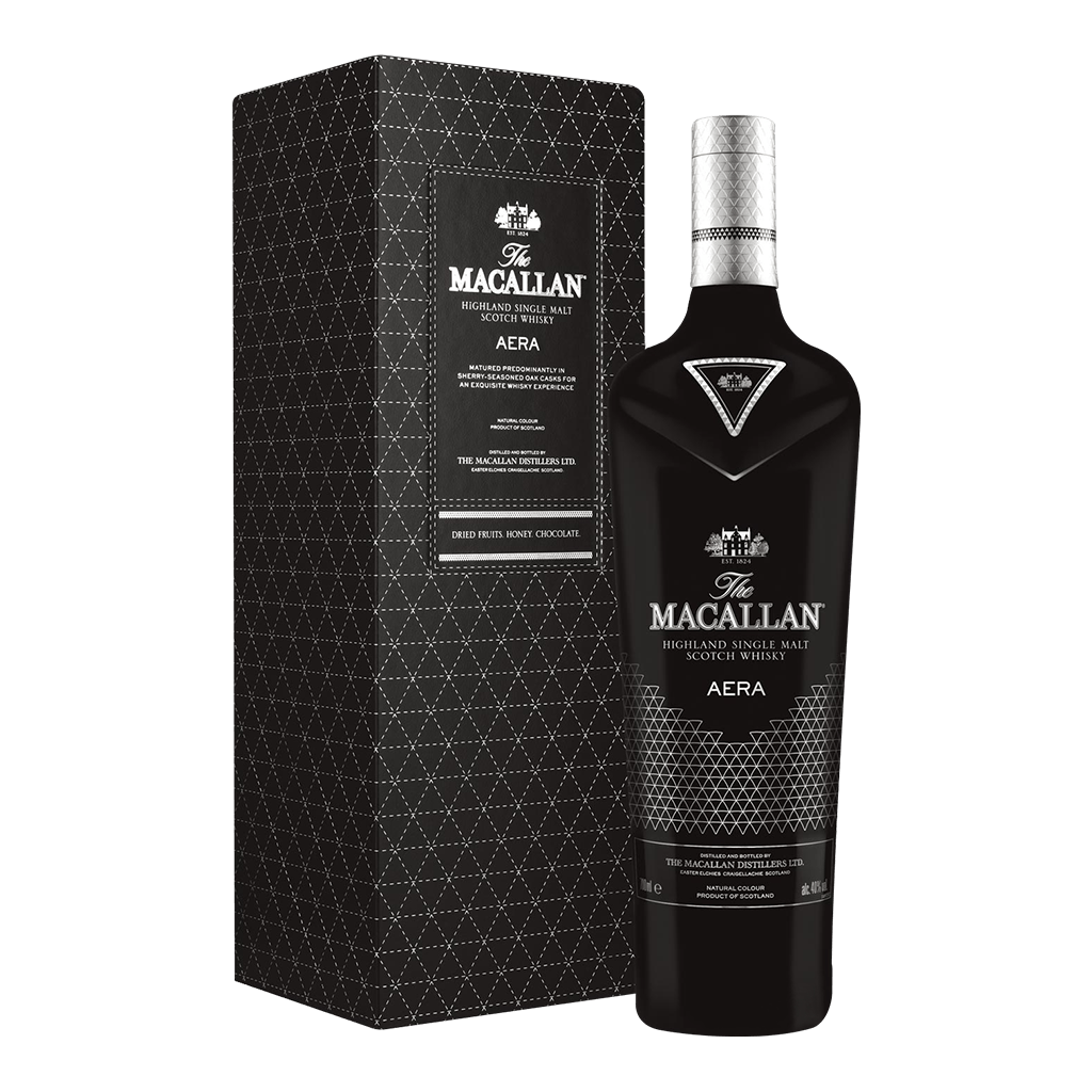麥卡倫 AERA 御黑 || Macallan Aera Highland Single Malt 威士忌 Macallan 麥卡倫