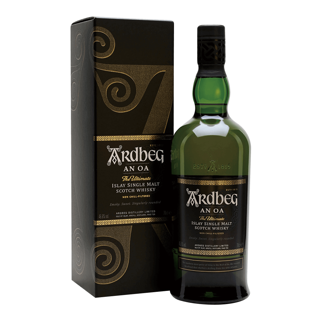 雅柏 ANOA 原酒 || Ardbeg Anoa Islay Single Malt 威士忌 Ardbeg 雅柏