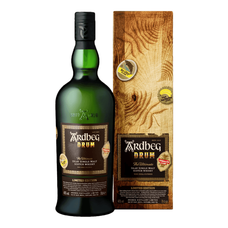 雅柏 Drum (限量) || Ardbeg Drum Islay Single Malt Scotch Whisky 威士忌 Ardbeg 雅柏