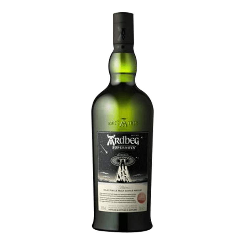 雅柏 SUPERNOVA 2019**限量品 單一麥芽蘇格蘭威士忌 || Ardbeg Supernova Islay Single Malt Scotch Whisky 威士忌 Ardbeg 雅柏