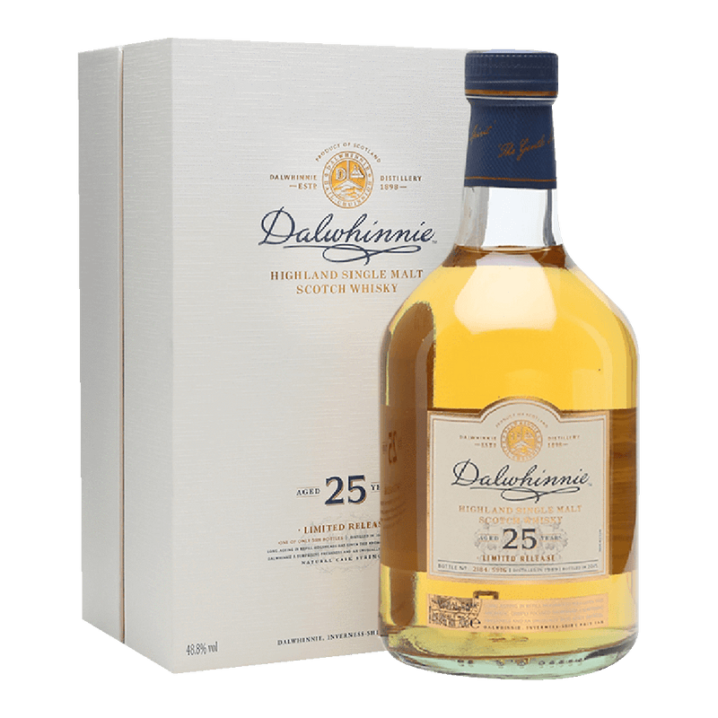 達爾維尼25年#2015年版 1989原酒 || Dalwhinnie 25Y Limited Release Highland Single Malt Scotch Whisky 威士忌 Dalwhinnie 達爾維尼