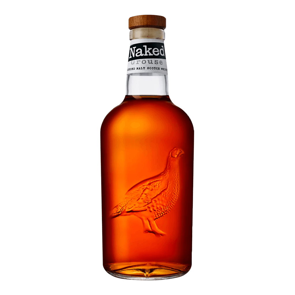 裸雀 雙重初次雪莉桶 || Naked Grouse Blended Malt 威士忌 Famous Grouse 威雀