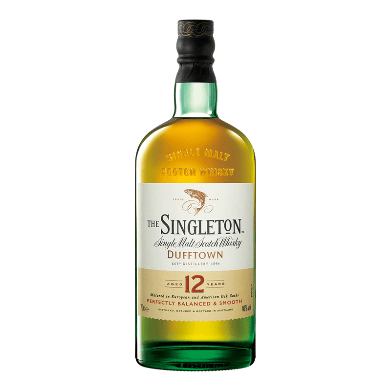 蘇格登 12年歐版 || The Singleton 12Y Dufftown 威士忌 Singleton 蘇格登