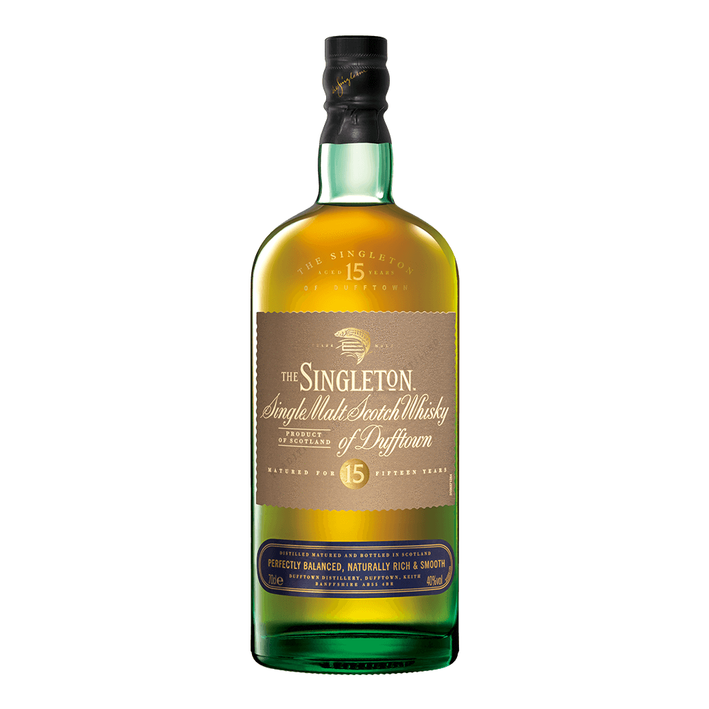 蘇格登 15年歐版 || The Singleton 15Y Dufftown 威士忌 Singleton 蘇格登
