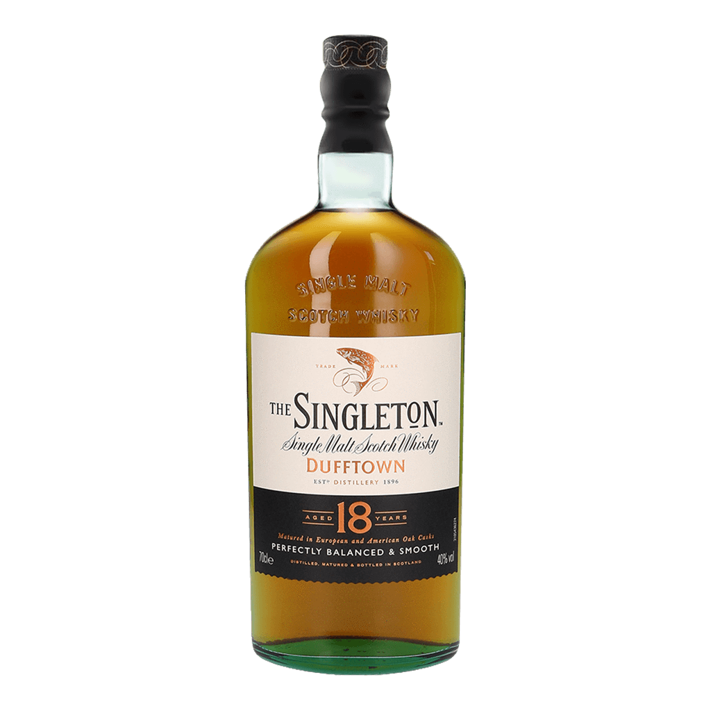 蘇格登 18年歐版 || The Singleton 18Y Dufftown 威士忌 Singleton 蘇格登