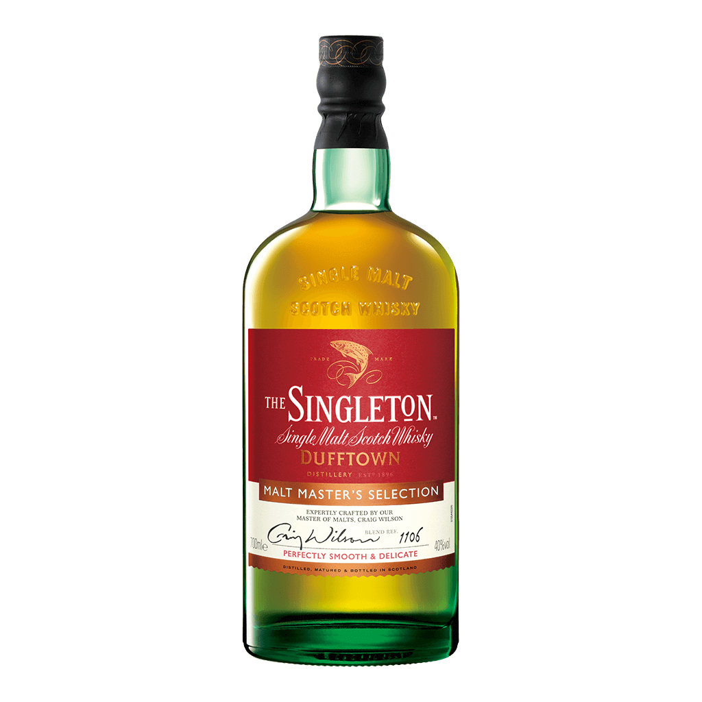 蘇格登 大師精選歐版 || The Singleton Master's Selection Dufftown 威士忌 Singleton 蘇格登