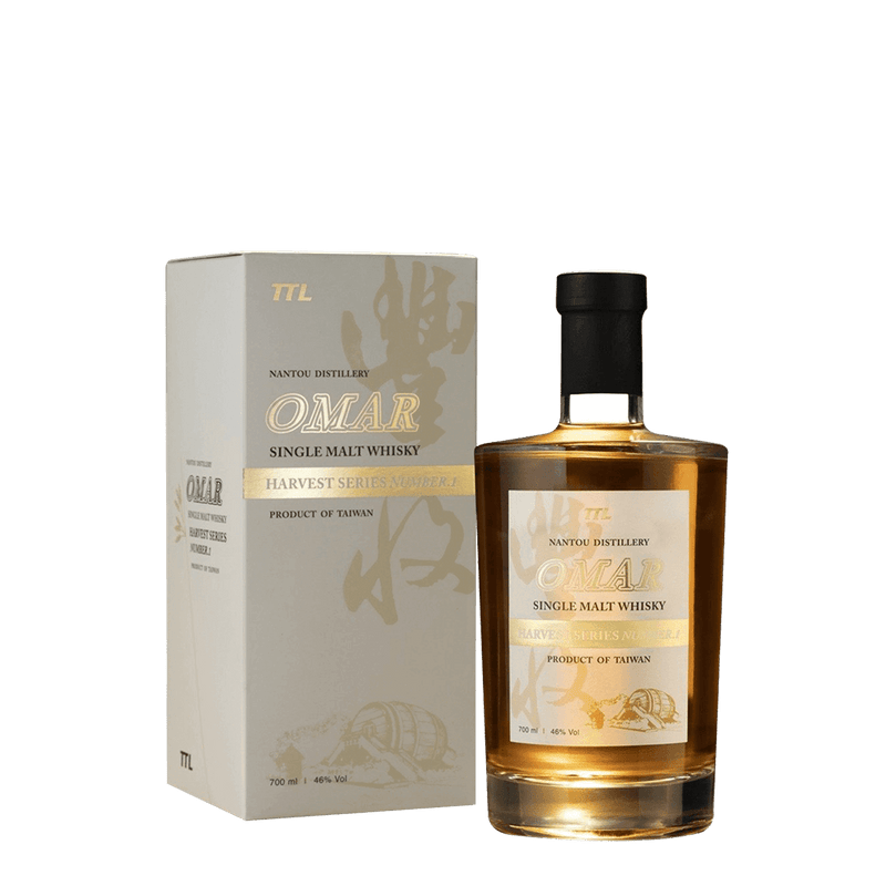 OMAR 豐收NO.1 單一麥芽威士忌 || Omar Harvest Series NO.1 Single Malt Whisky 威士忌 Omar 威士忌