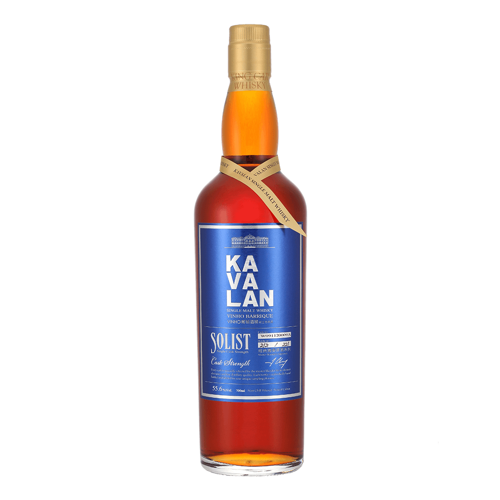 噶瑪蘭VINHO葡萄桶原酒 || Kavalan Solist Vinho Single Cask Strength Single Malt Whisky 威士忌 Kavalan 噶瑪蘭