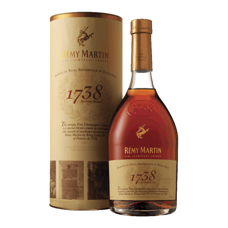 人頭馬1738特優香檳干邑 || Rémy Martin Napoléon 1738 Accord Royal Tradition Cognac 調烈酒 Remy Martin人頭馬