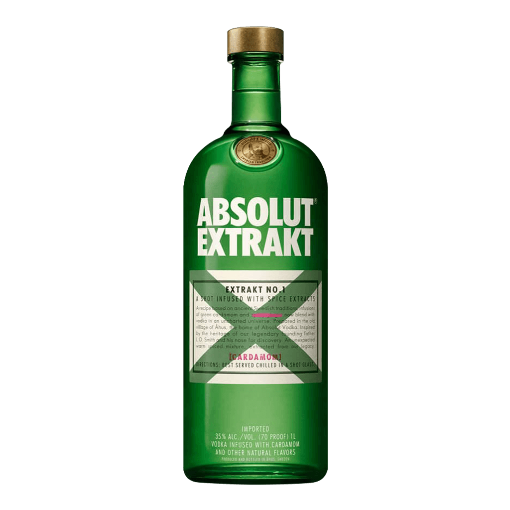絕對 EXTRAKT NO.1伏特加 || Absolut Extrakt No.1 Vodka 調烈酒 Absolut 絕對