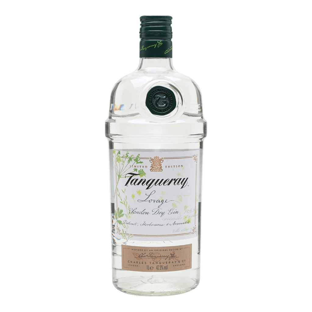 TANQUERAY 草本風味琴酒 || Tanqueray Lovage London Dry Gin 調烈酒 Tanqueray 坦奎瑞