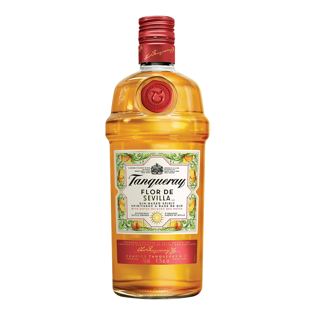 TANQUERAY 柑橘風味琴酒 || Tanqueray Sevilla Distilled Gin 調烈酒 Tanqueray 坦奎瑞