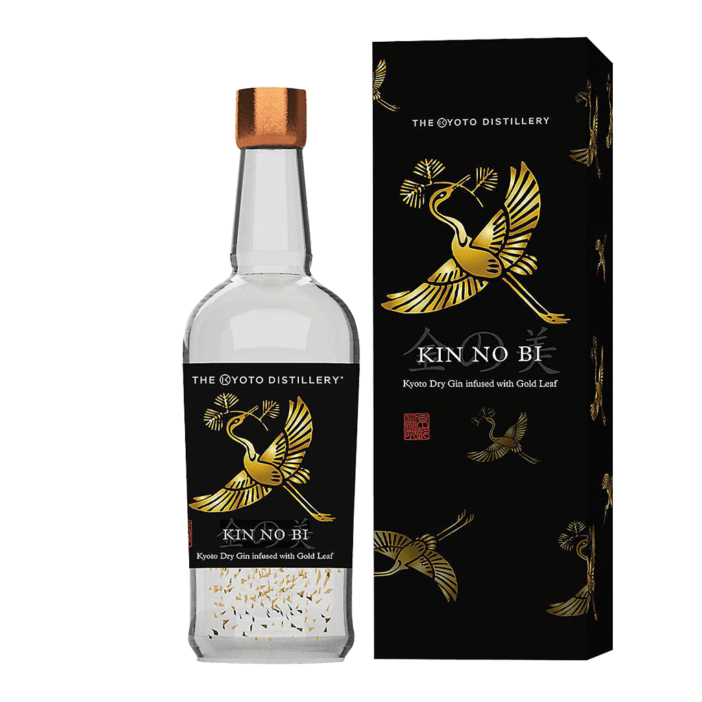 季之美京都琴酒-金之美 || KIN NO BI KYOTO DRY GIN 調烈酒 Ki No Bi 季之美