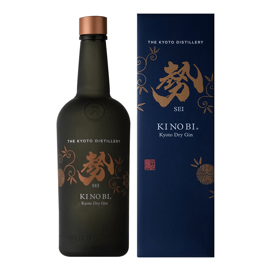 季之美京都琴酒-勢 || Ki No Bi Sei Kyoto Dry Gin 調烈酒 Ki No Bi 季之美