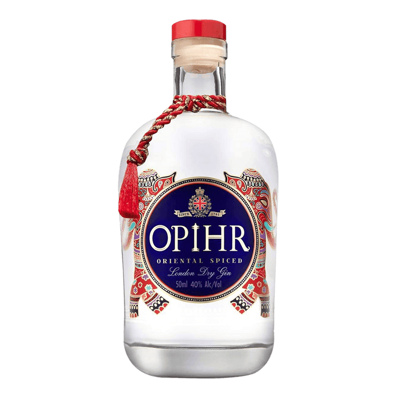 所羅門 大象香料 琴酒 || Opihr Oriental Spiced London Dry Gin 調烈酒 Opihr 所羅門