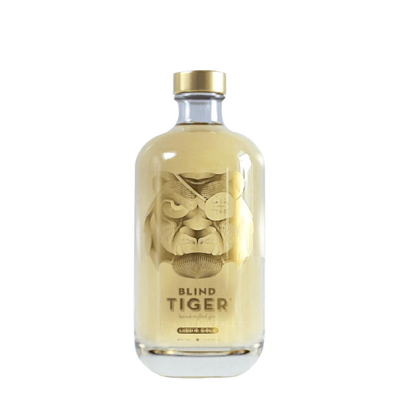 盲虎 限量液體黃金第三版琴酒 || Blind Tiger Liquid Gold Batch3 GIN 調烈酒 Deluxe Distillery