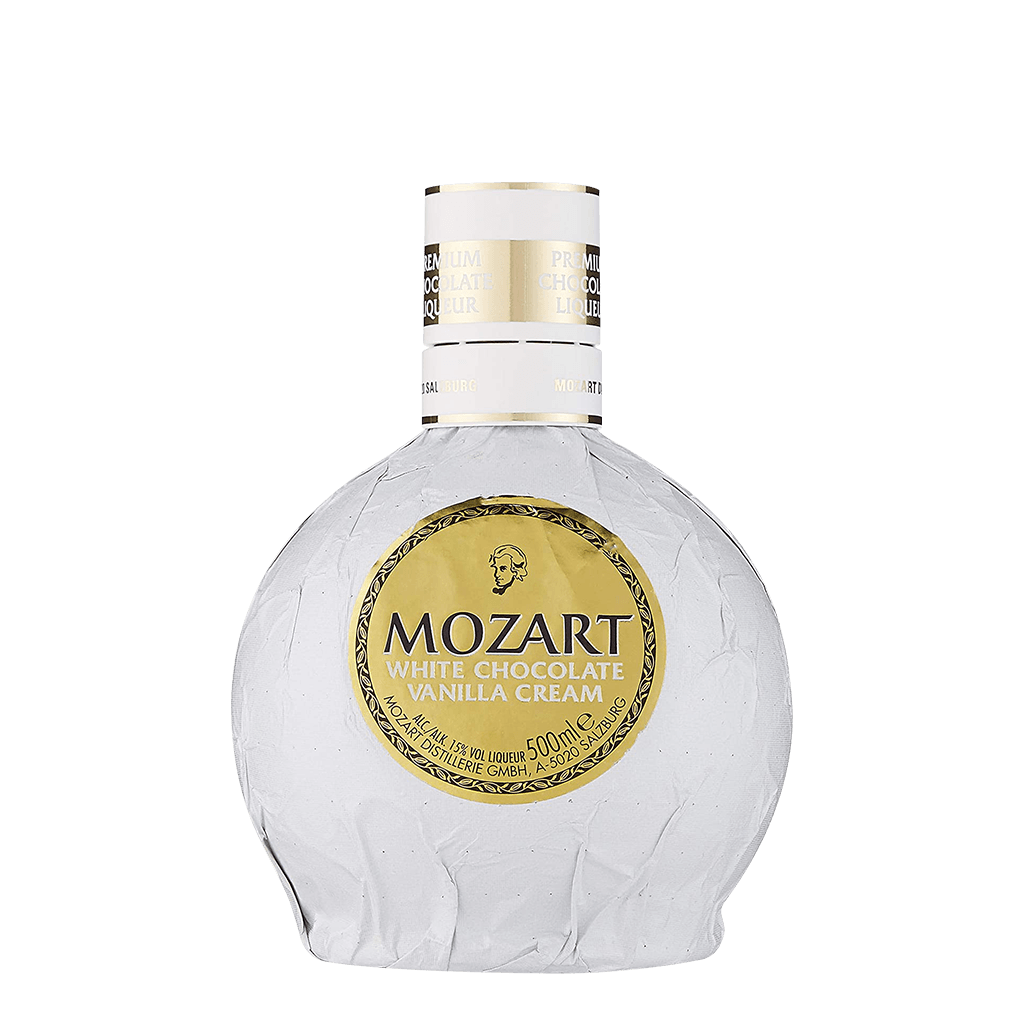莫札特白巧克力酒 || Mozart White Chocolate Liqueur 調烈酒 Mozart 莫札特