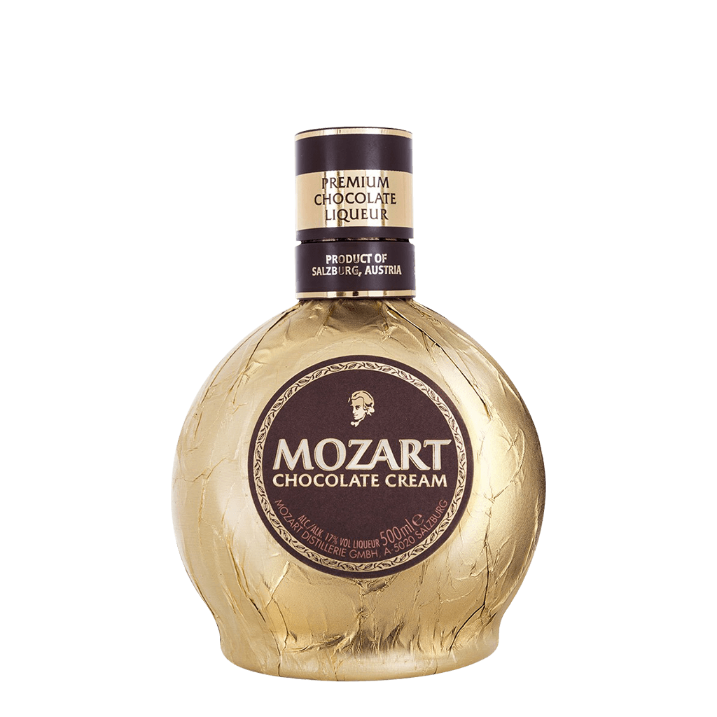 莫札特巧克力酒 || Mozart Gold Chocolate Cream 調烈酒 Mozart 莫札特