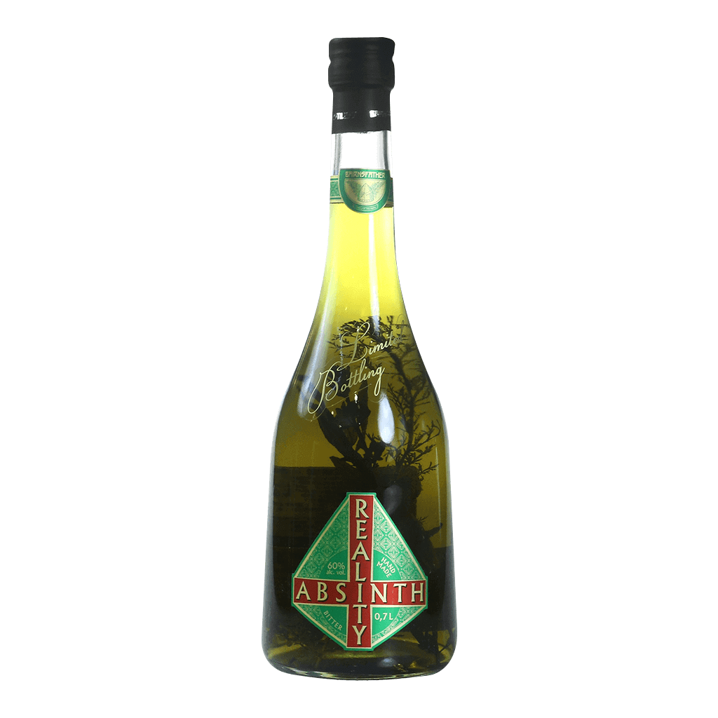 Bairnsfather 糜艾碧斯 (限量版) || Bairnsfather Reality Absinth (Limited Edition) 調烈酒 Bairnsfather Family Distillery