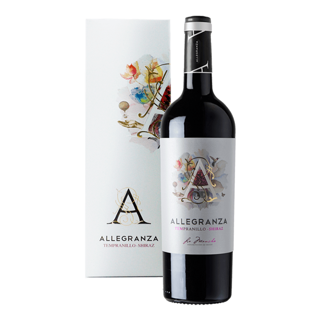 漢彌根酒莊 雅蘭歌禮盒 17 || Hammeken Cellars Allegranza Tempranillo Shiraz