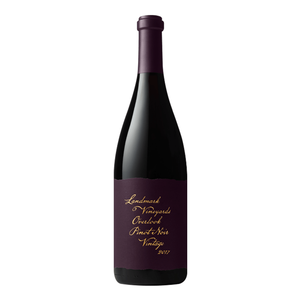 Landmark Vineyards Overlook Pinot Noir 2016 葡萄酒 Landmark Vineyards 地標酒莊