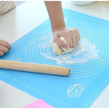 Non-Stick Pastry Mat - Blue